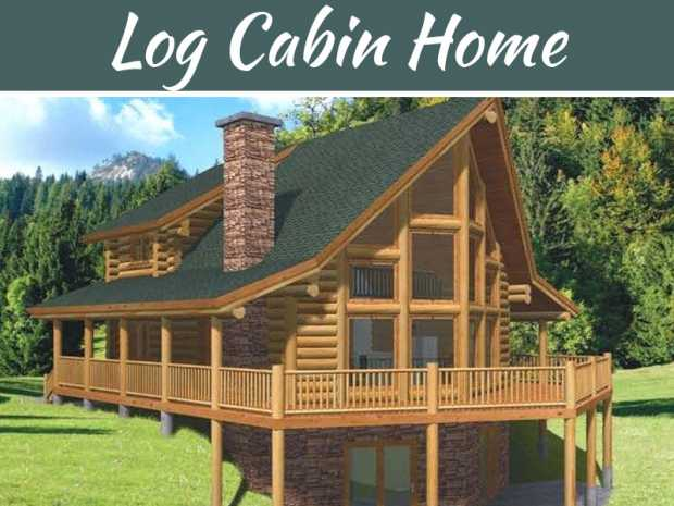 The Hidden Benefits Of Log Cabin Homes