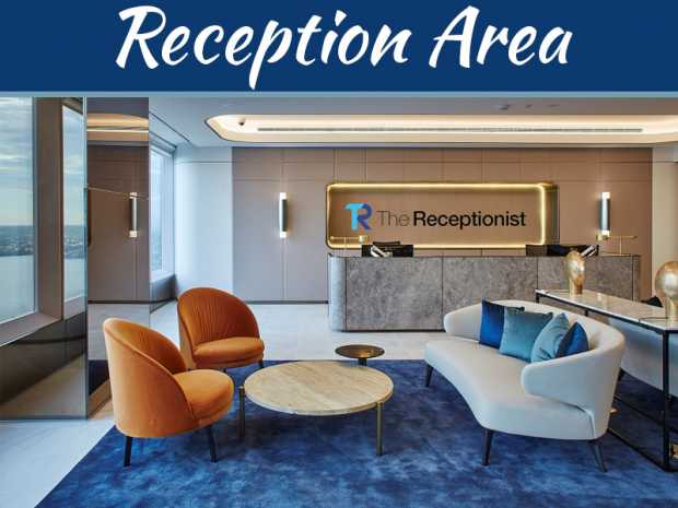 Tips For Designing A Reception Area