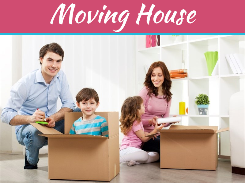 Top Five Things To Consider When Moving House