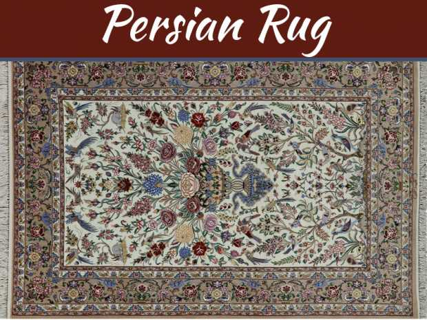 Why Everyone Loves A Persian Rug!