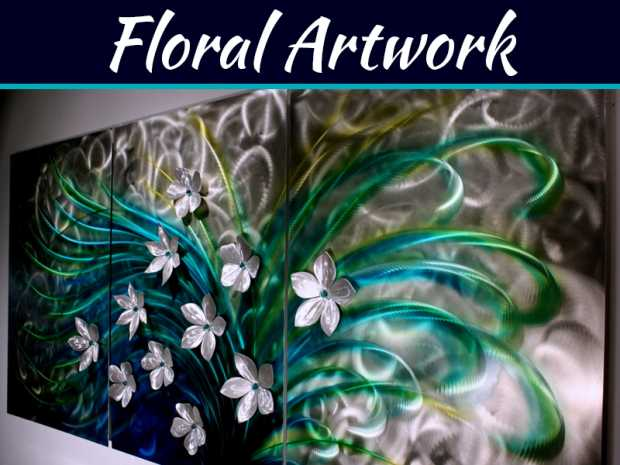 3 Reasons To Use Abstract Floral Artwork To Decorate Your Home