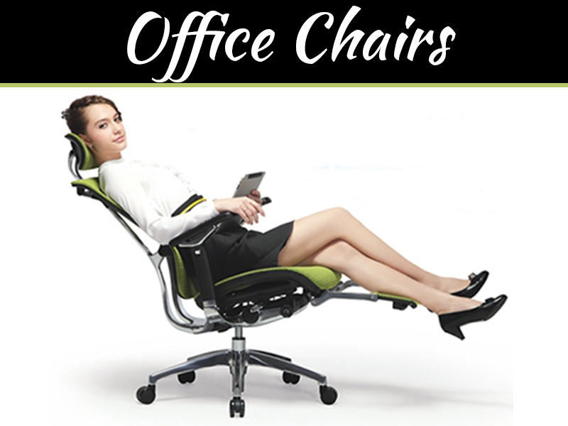 Finding Ergonomically Designed Chairs for an Office