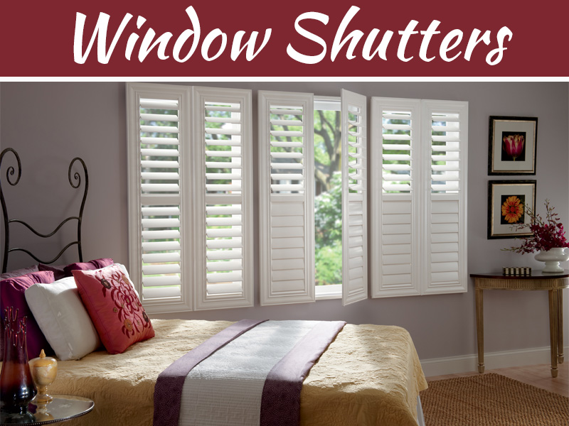 5 Reasons Why You Need Window Shutters
