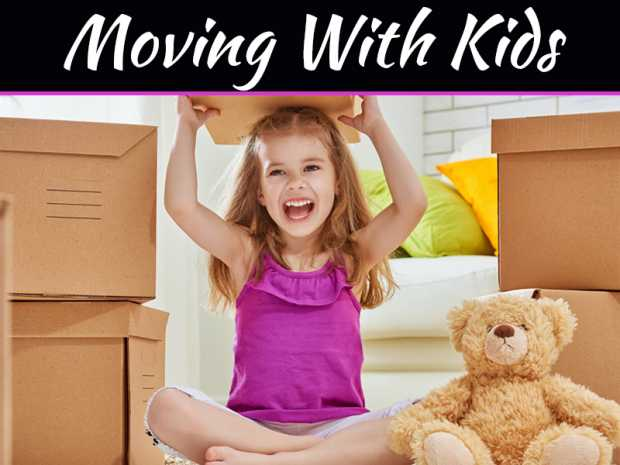 5 Tips For Moving With Children