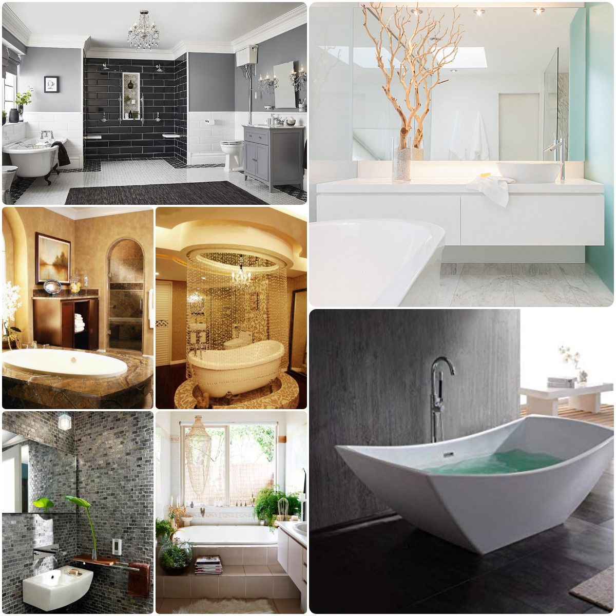 7 Latest Bathroom Styles which will Give Awesome Impact to Your Home