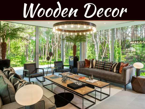 7 Different Ways to Incorporate Wood in Interior Decorating