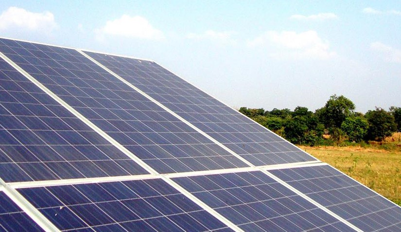 Environment Friendly Solar Power System