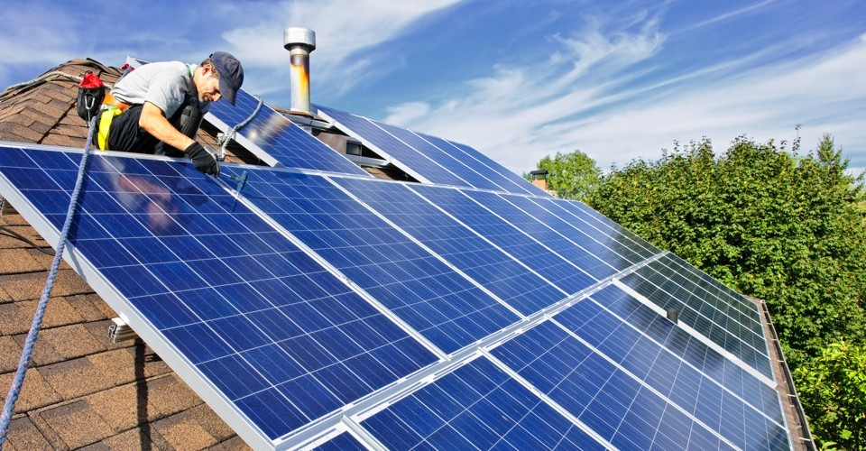 Make Your Home Safer Through A Solar Panel System