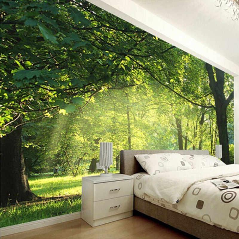 Nature Wallpaper For Bedroom