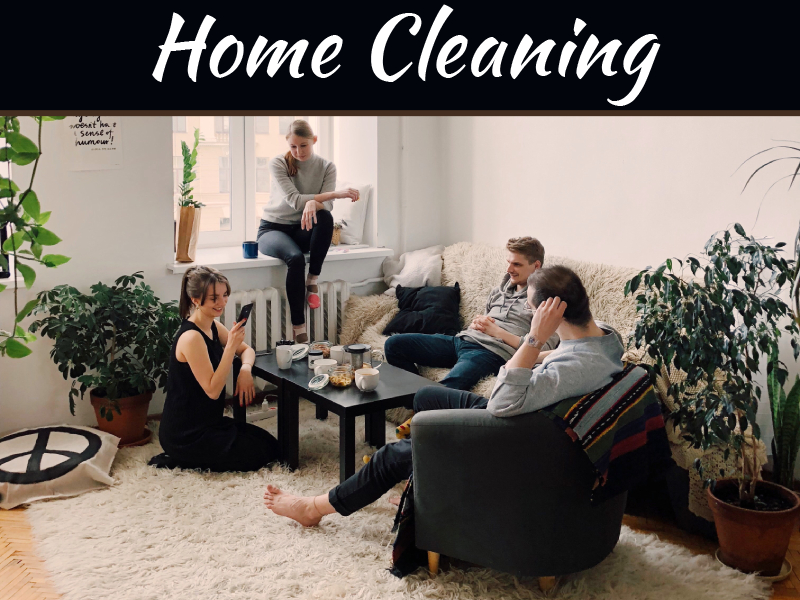 Cleanly Presentation: How To Keep Your Home Ready For Guests