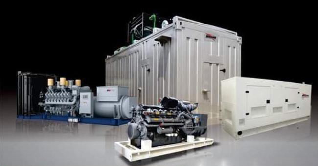 Diesel & Gas Generator