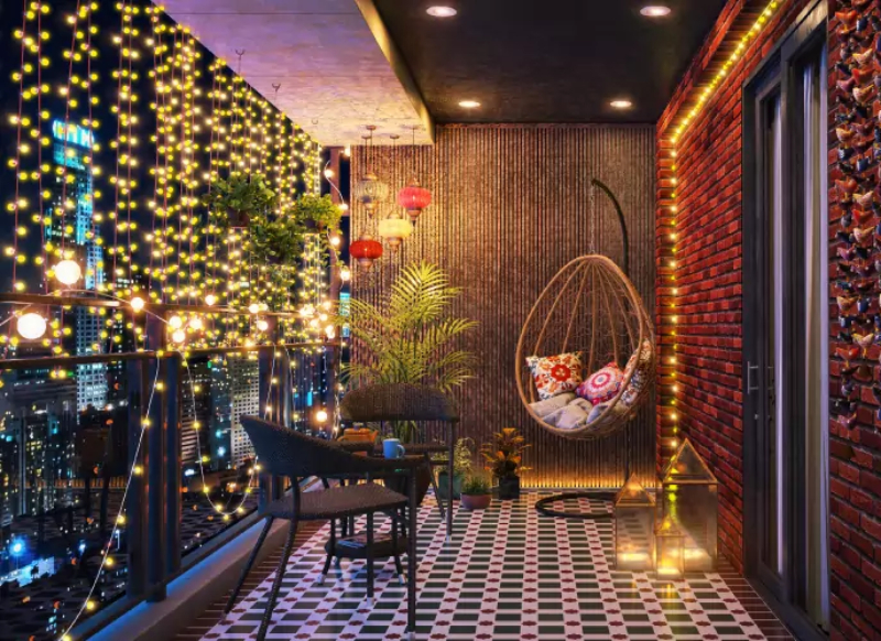 Diwali Home Decor Lights