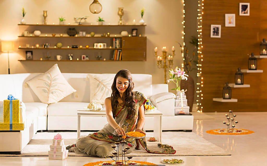 Diwali Home Interior