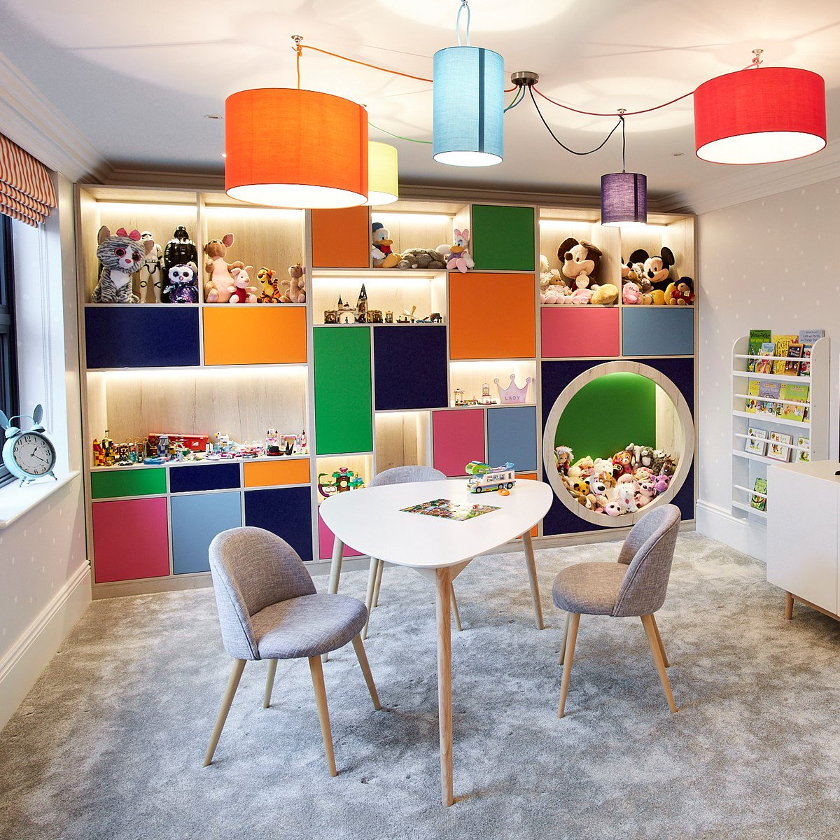 Durable Playroom