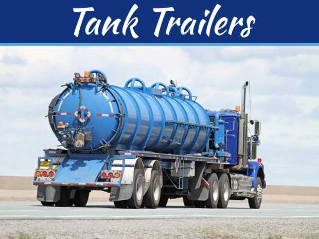 Five Uses For Tank Trailers