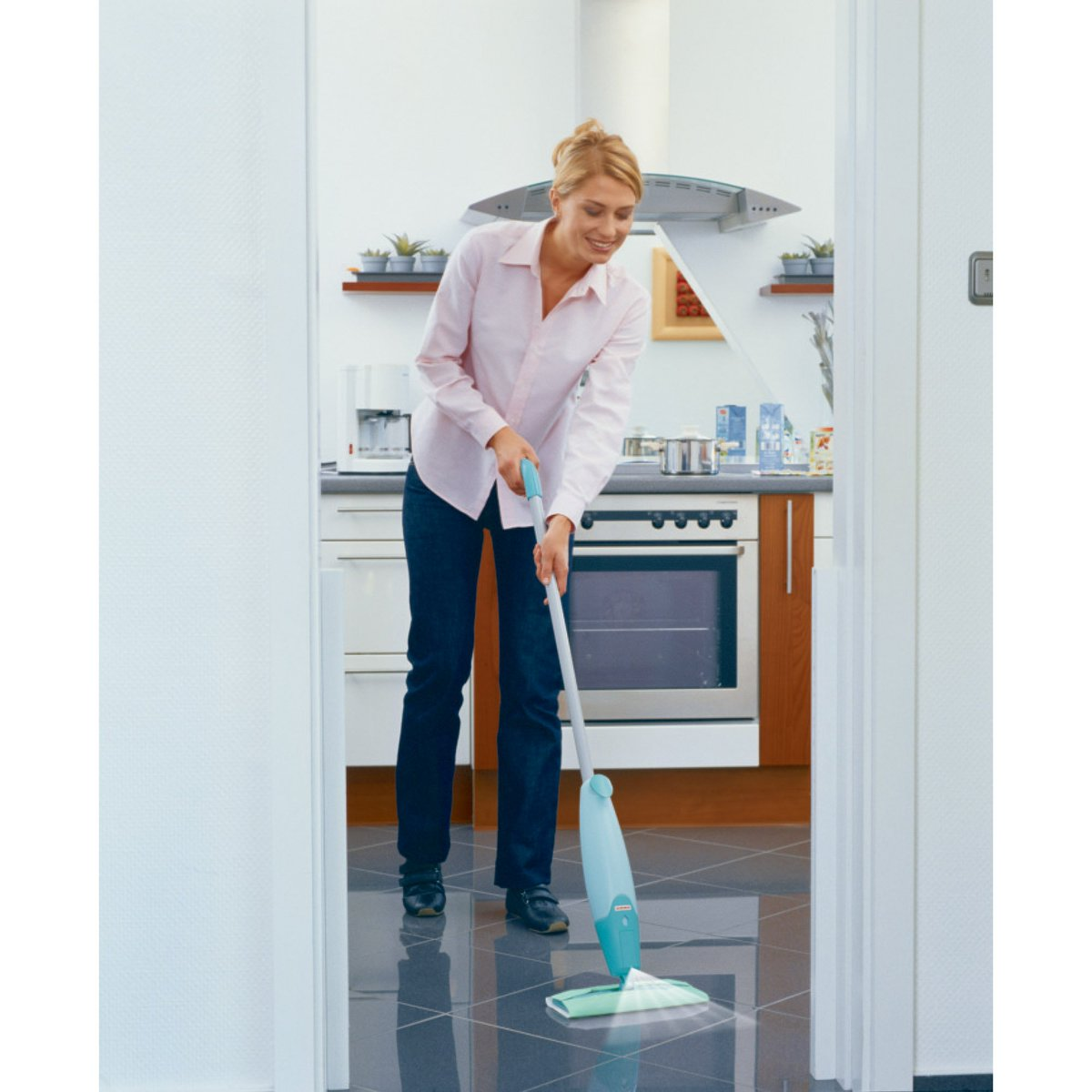 Get Those Floors Sparkling