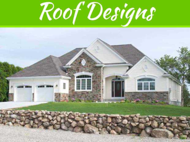 Giving Your House The Personality It Needs: What Are The 4 Popular Roof Designs Of The Modern Day?
