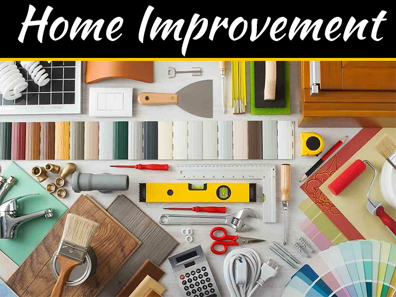 Home Improvement Guide - Live like a King
