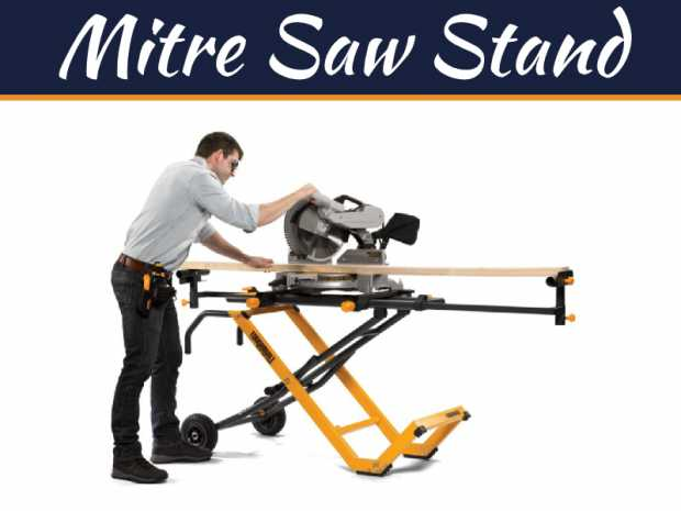 How To Build A Mitre Saw Stand