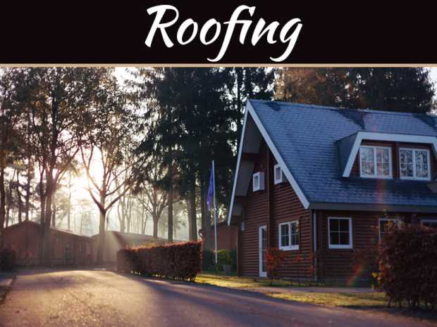 How To Choose A Beautiful Roof For Your Home?