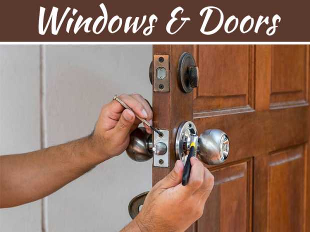 How To Install A Lock In A Pocket Door