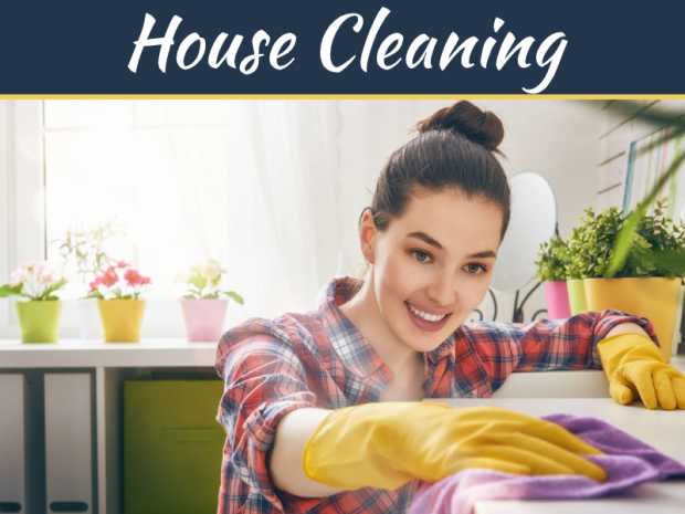 How To Keep Your House Clean With Little Effort