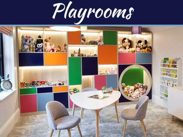 Innovative Decorating Ideas For Playrooms