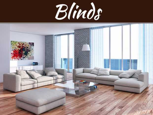 Knowing More About The Different Types Of Blinds Available In Market