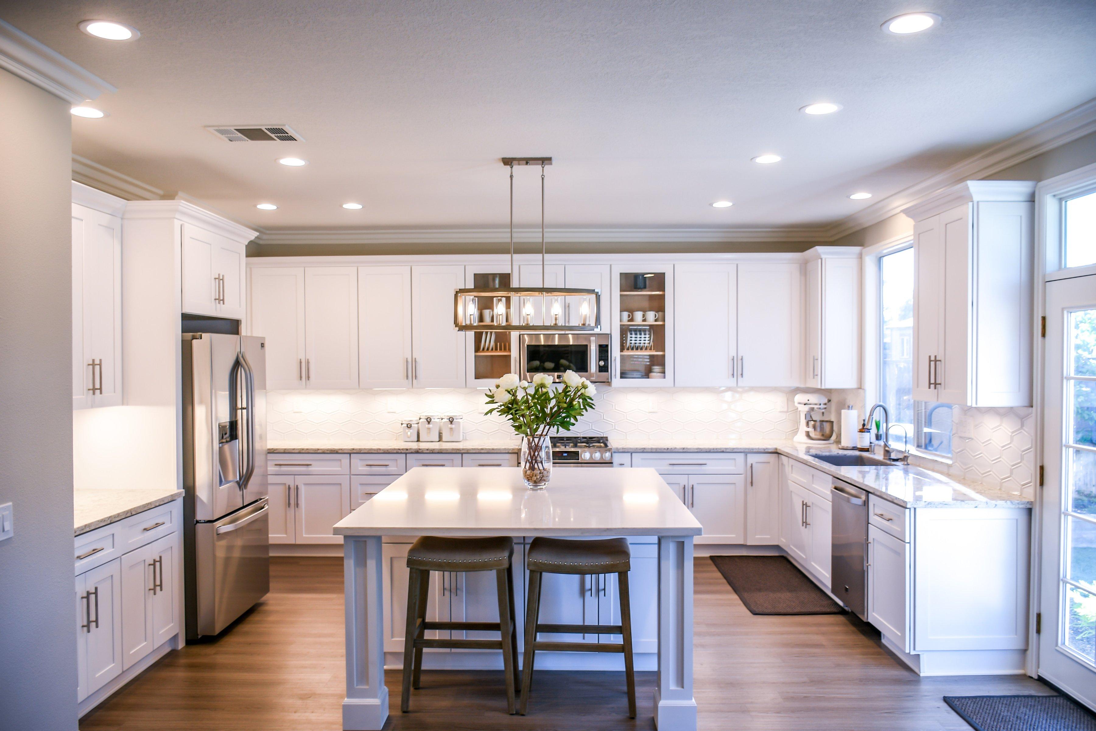 Top 10 Modern Kitchen Design Ideas For 2019 My Decorative