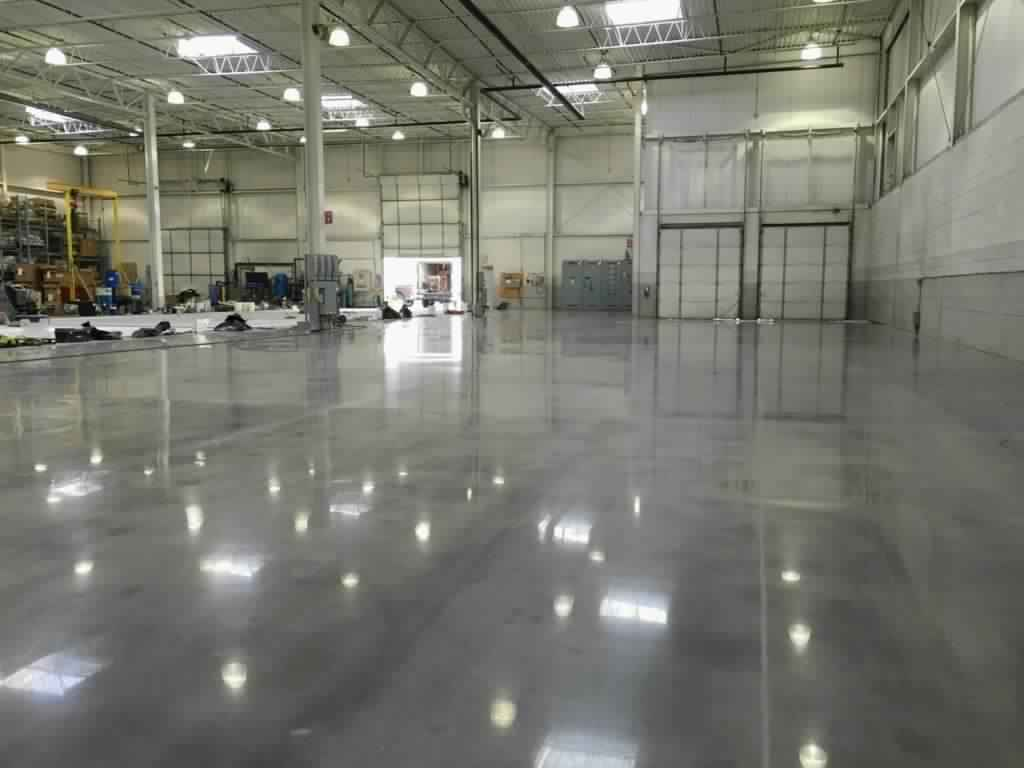 Orlando Epoxy Commercial Concrete Floors