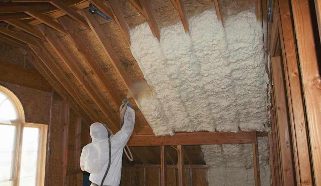 Residential Insulation In A Home