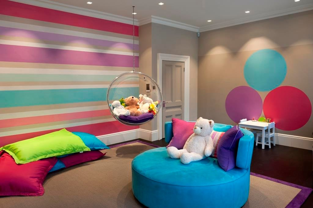 Safe And Secure Playroom