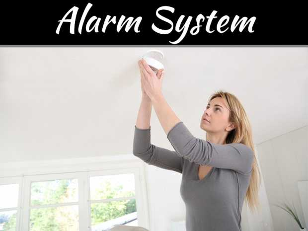 Setting Up An Alarm System In Your Household - A 2020 Guide