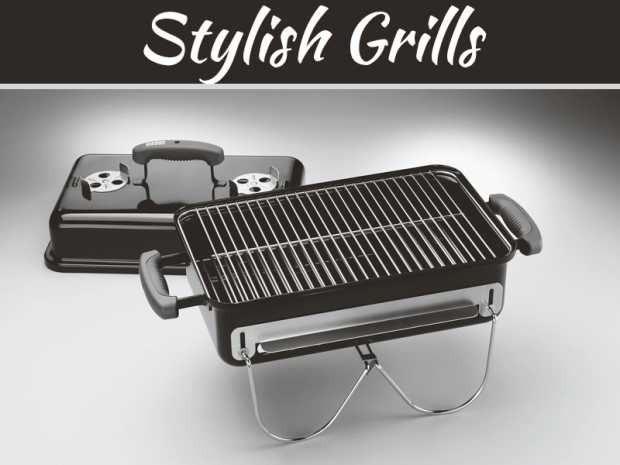 Top 5 Most Stylish Grills For Eye-Popping Exterior Look