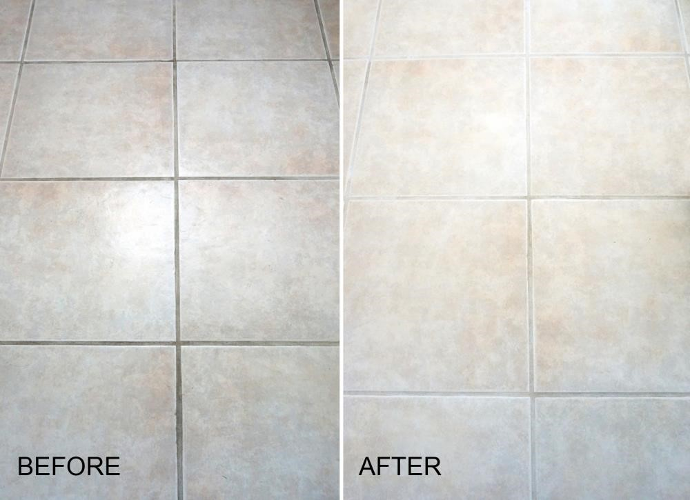 Ultra Clean Tile Cleaning