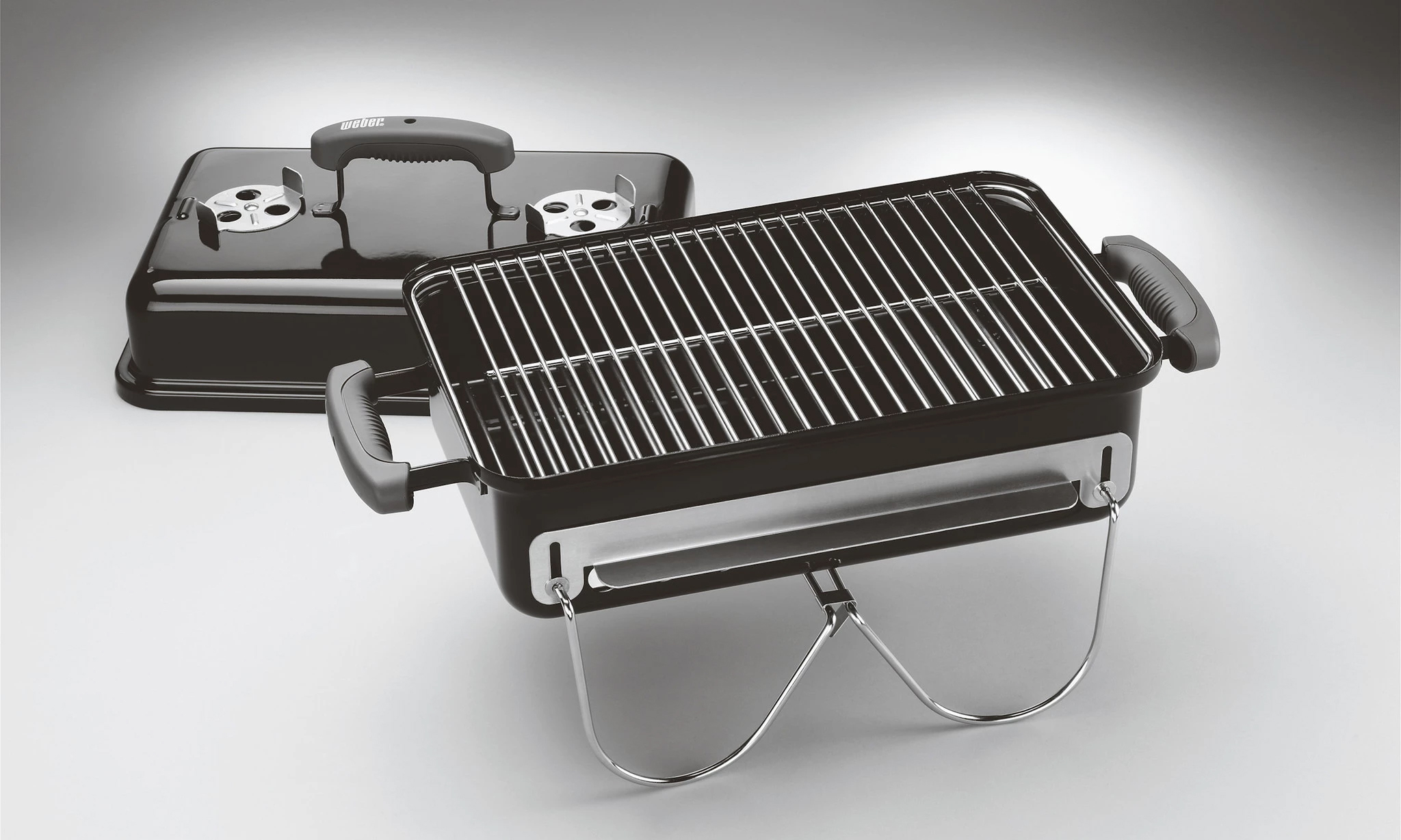 Weber Charcoal Go-Anywhere Grill