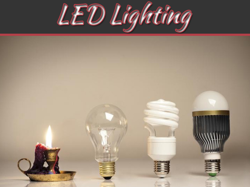 4 Key Environmental Advantages Of LED Lighting