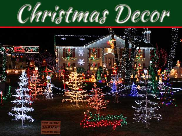 6 Ways To Decorate The House With Lights This Christmas