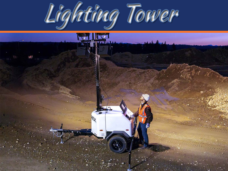Benefits Of Lighting Tower Hire For Your Job Site