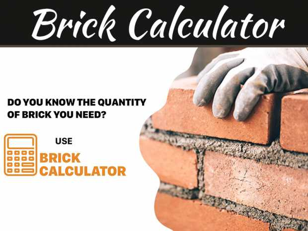 Benefits Of Using A Brick Calculator For Your Home Project