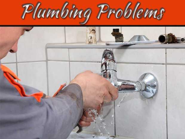 Common Plumbing Problems In Texas