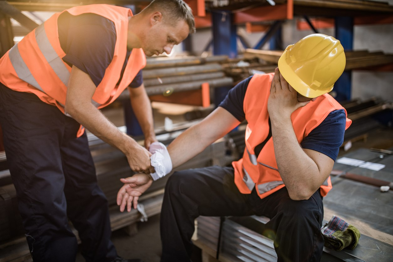 Create A Safer Jobsite For Your Workers