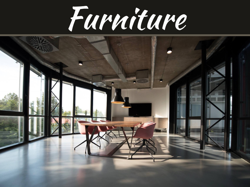 Future Of Furniture Manufacturing