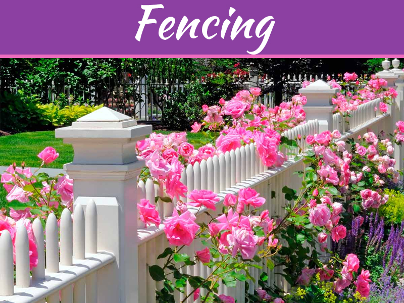 How To Have Classically Decorative Yet Affordable Fencing