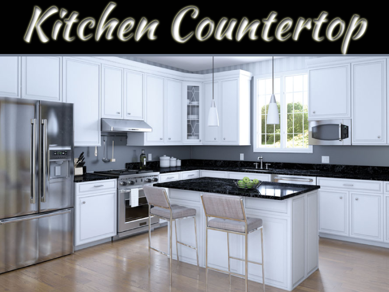 How To Renew Your Kitchen Countertop