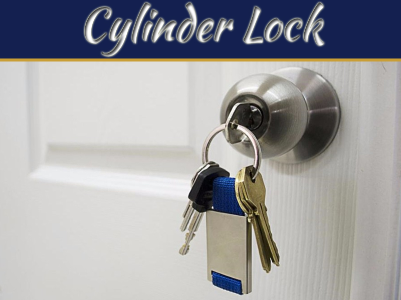 How To Repair A Cylinder Lock Deadbolt?