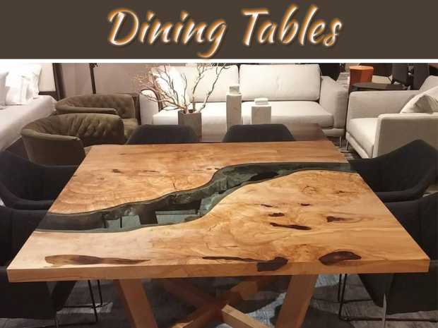 Marri Dining Tables: Trending In Round And Rectangular Shape