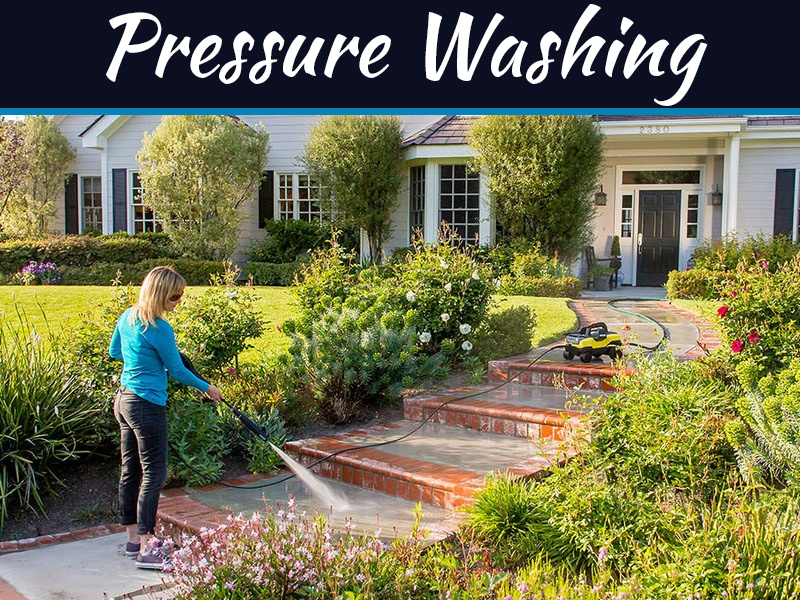 Pressure Washing Louisville: How Pressure Washing Can Help Improve Your Home's Look