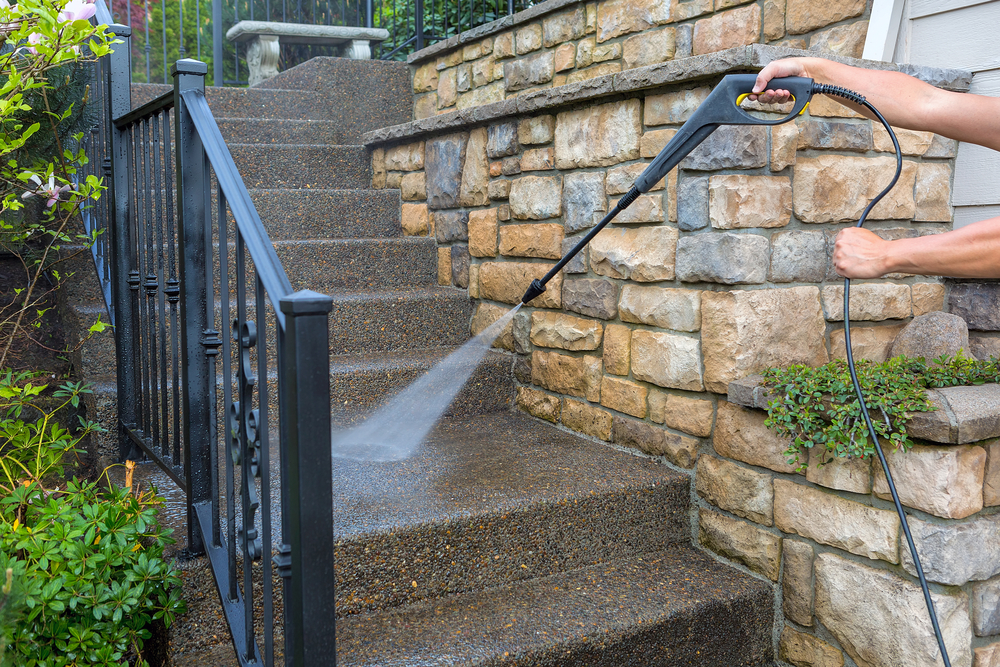 Pressure Washing Can Prevent Damage