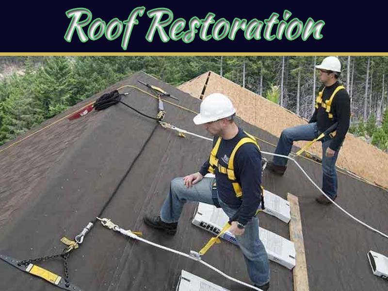 The Basics Of Roof Restoration You Always Wanted To Know